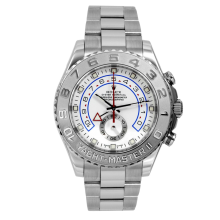 Rolex Mens White Gold Yacht-Master II - 116689 44MM Model