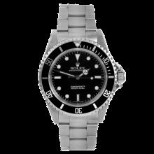 Rolex Mens No-Date Submariner - Stainless Steel Black Dial & Bezel 14060 1990s Model